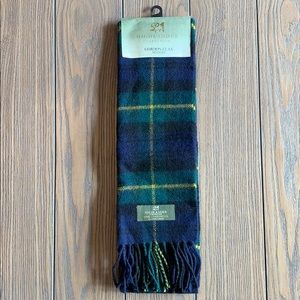 Wool scarf from Scotland